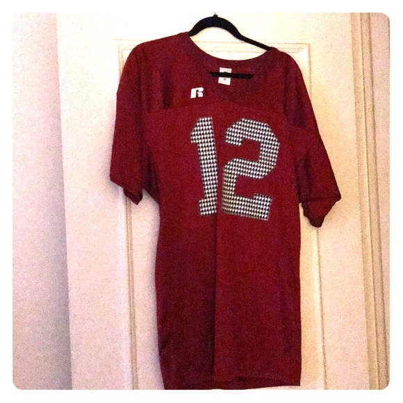 Russell Athletic Other - Custom Alabama houndstooth Jersey